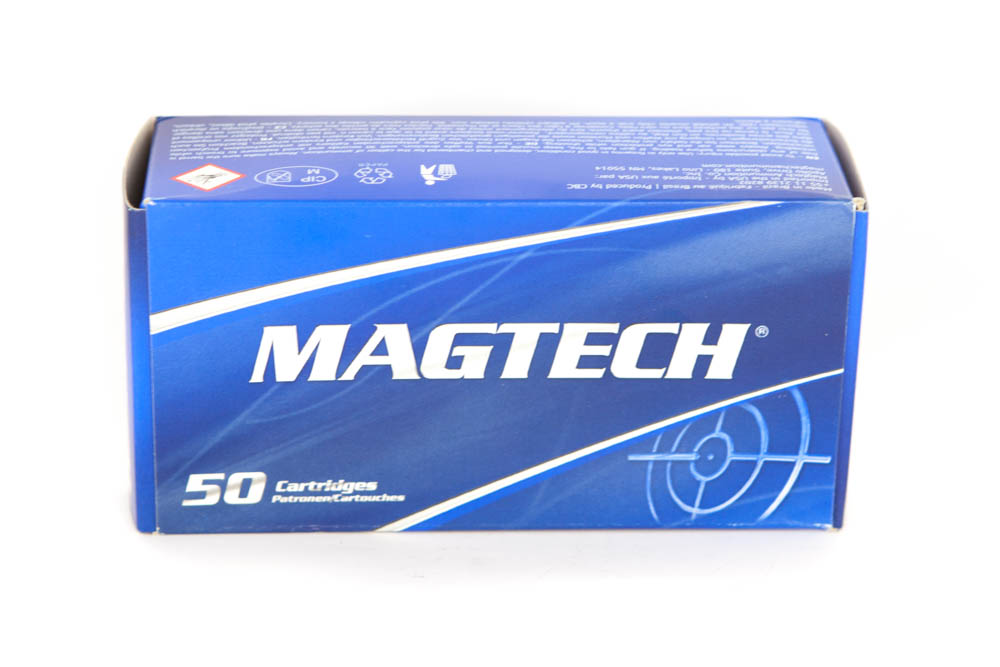 MagTech .32 S&W Long 98grs WC
