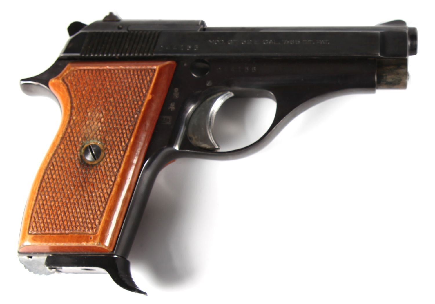 Tanfoglio GT 32 E 7,65mm Brown