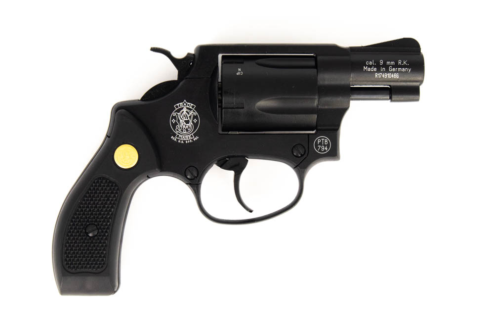 S&W Chiefs Special (black) 9mm