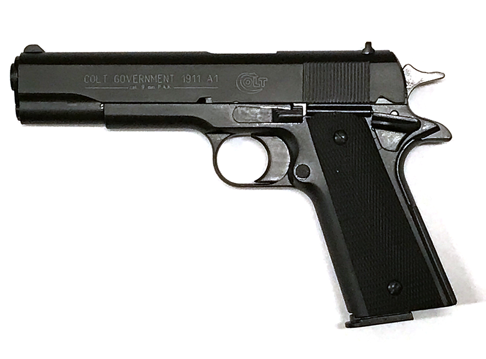 Colt Government 1911 9mm PAK