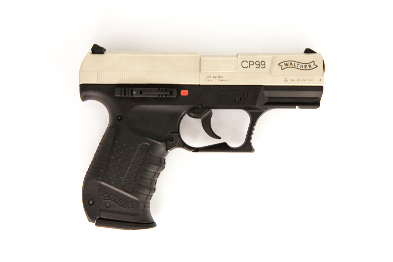 Walther CP99 CO2 bicolor 4,5 m