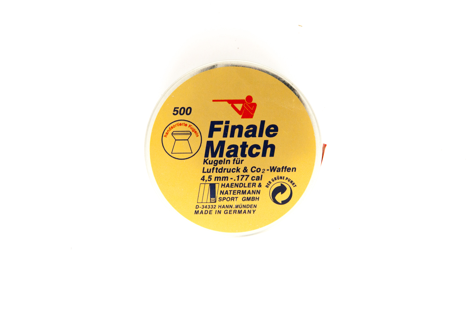 H&N Diabolo Final Match 4,5 mm