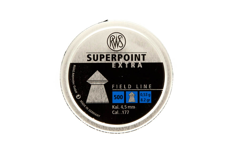 RWS 4,5mm Diabolo Superpoint