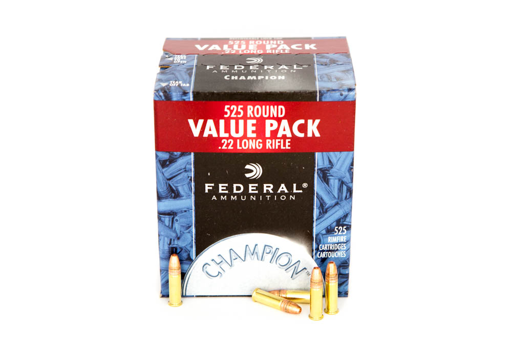 Federal .22 l.r.Value Pack