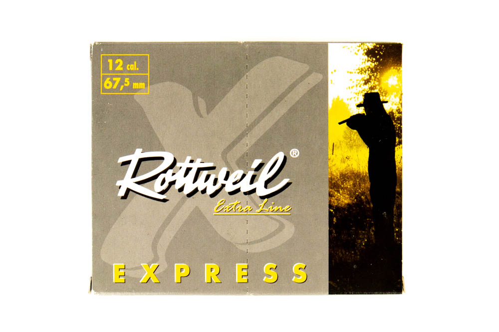 Rottweil 12/67,5 Express 7,4mm