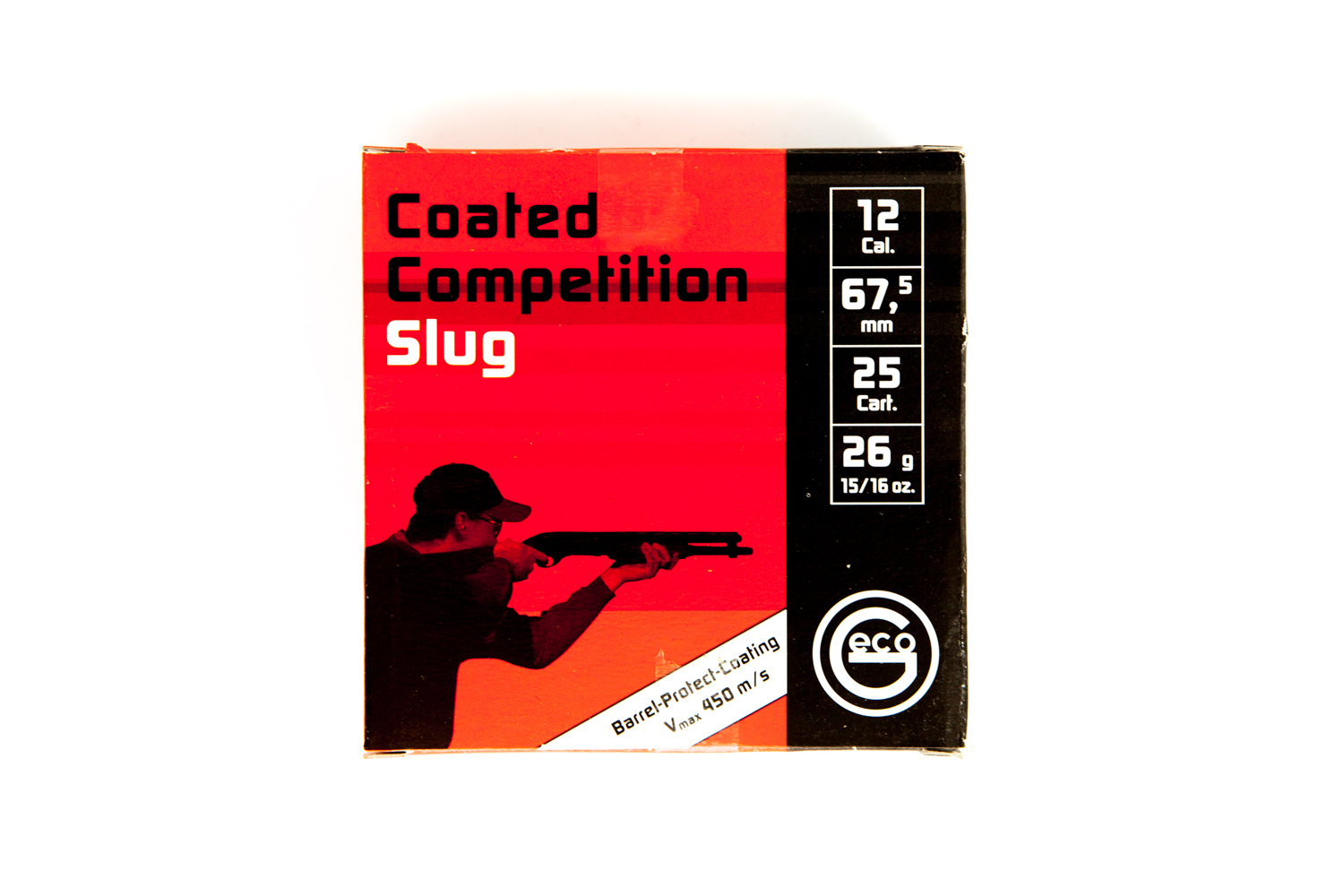 Geco 12/67,5 Competition Slug