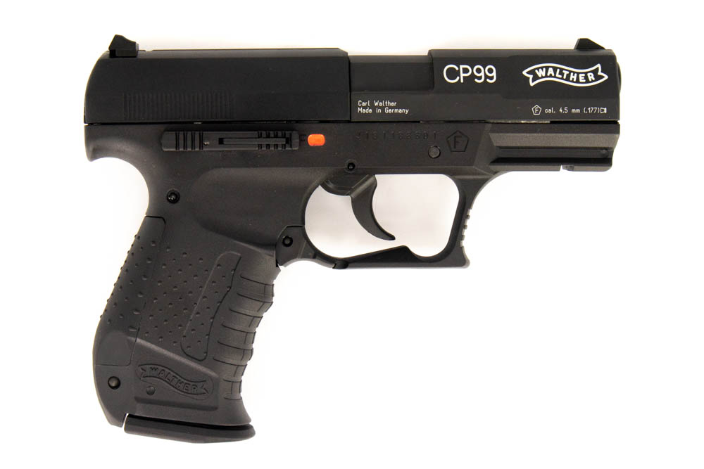 Walther CP99 CO2 schwarz #412.