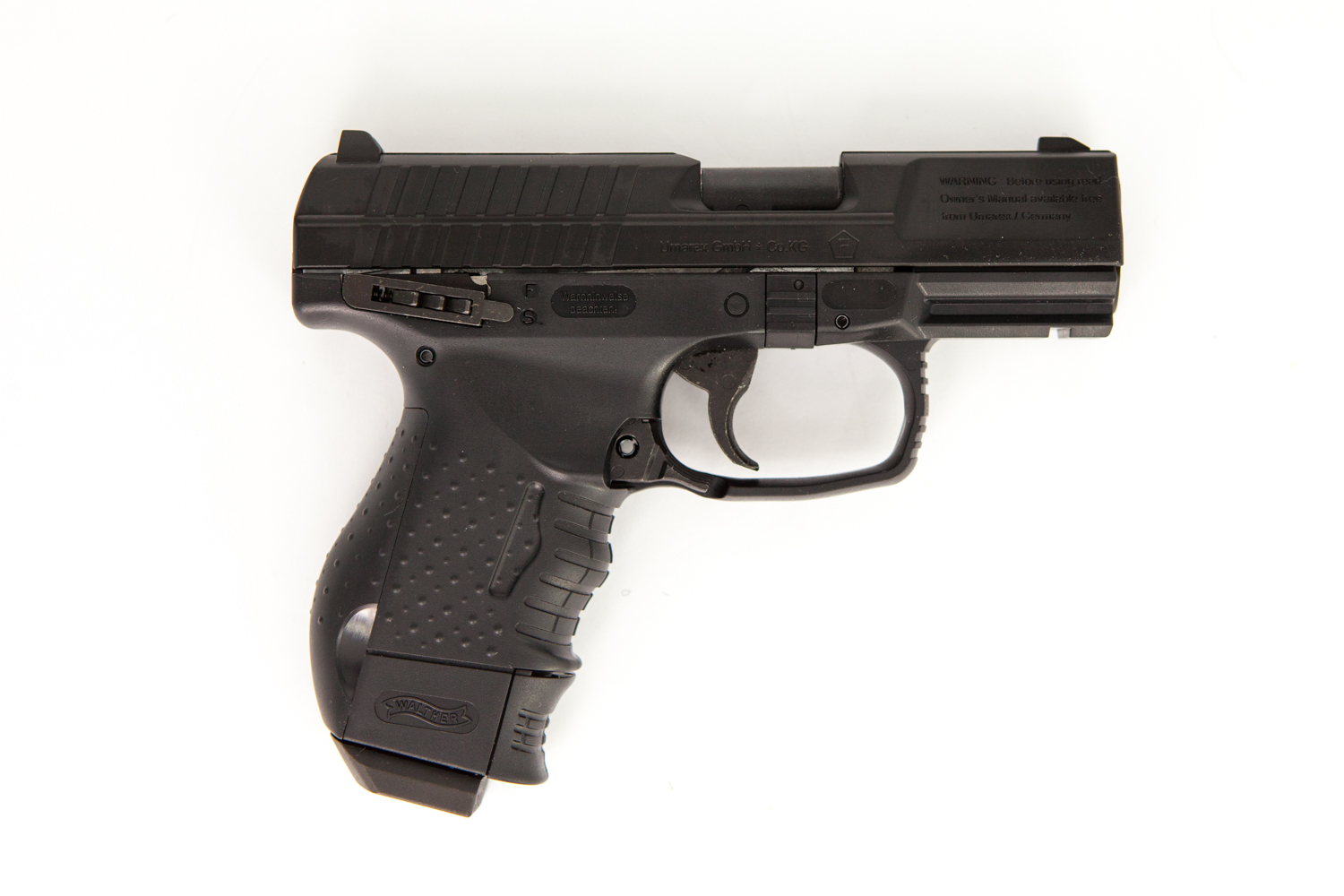 Walther CP99 Compact CO2 Wal