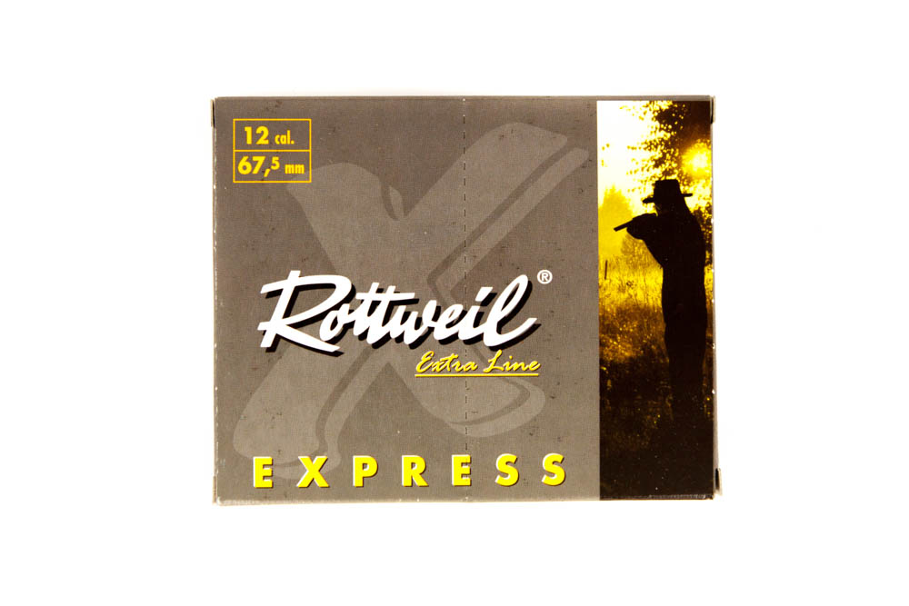 Rottweil 12/67,5 Express 5,0mm