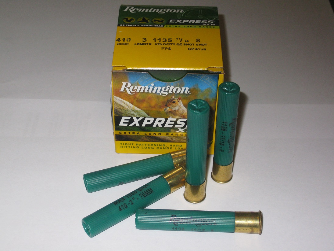 Remington 410/76 Express #6 .4