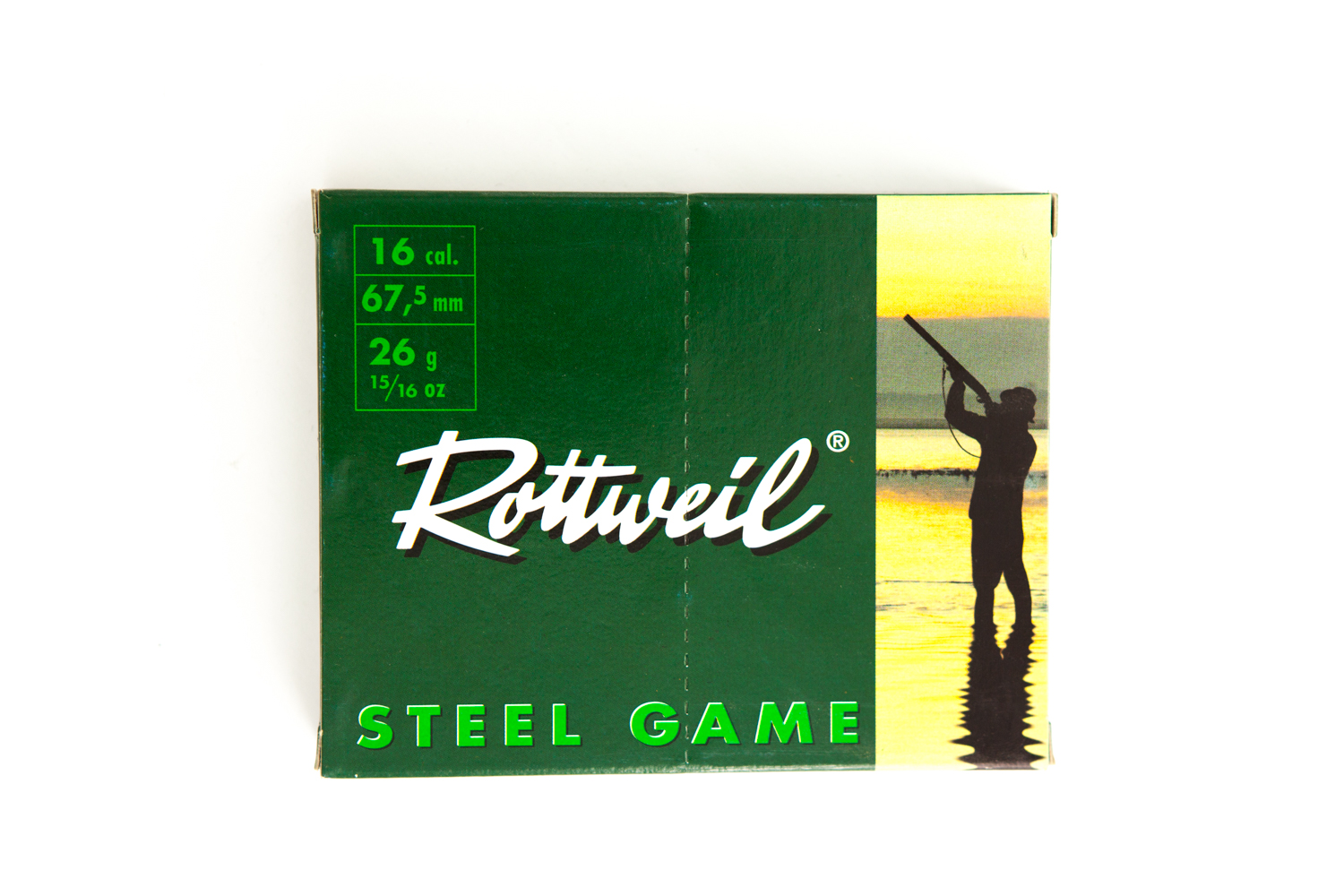 Rottweil 16,67,5 Steel Game