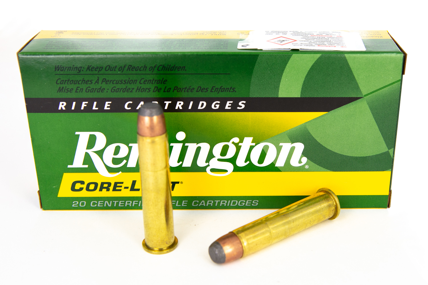 Remington .45-70 405grs TMFK .