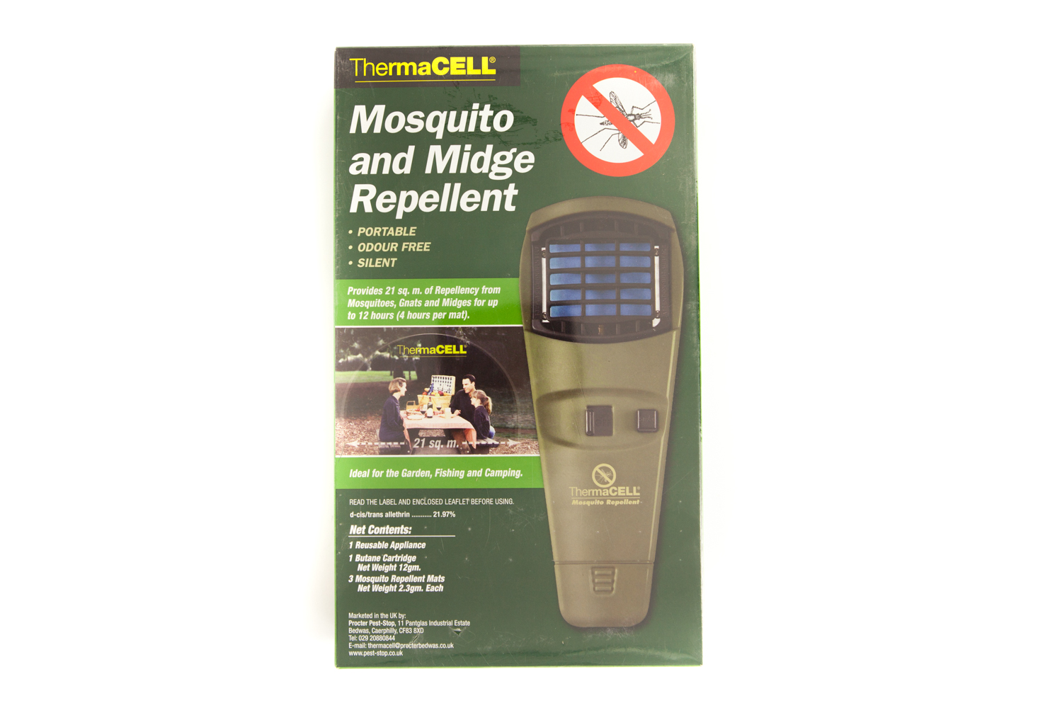 Thermacell MR-GJ olive