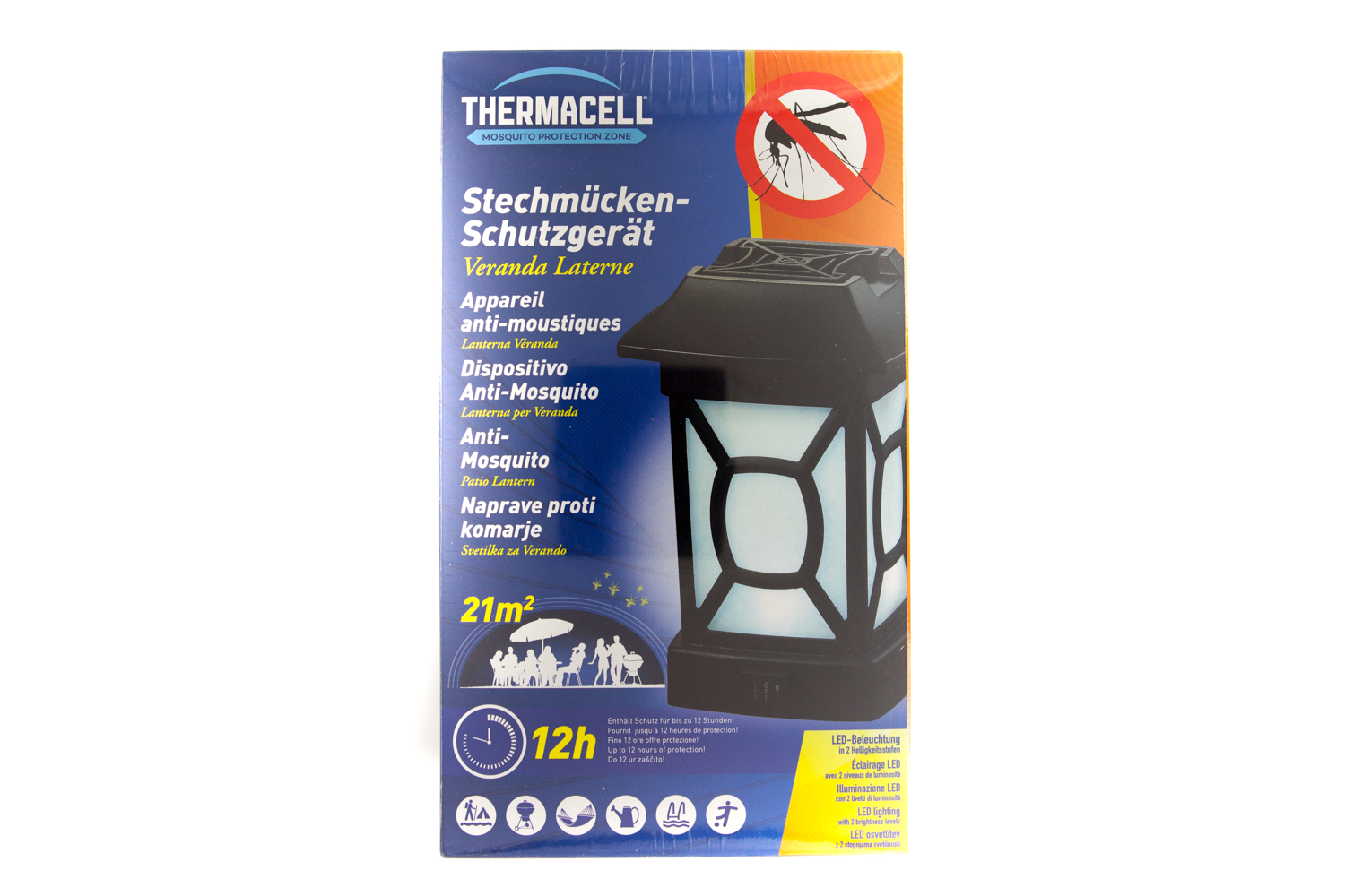 Thermacell MR-9W