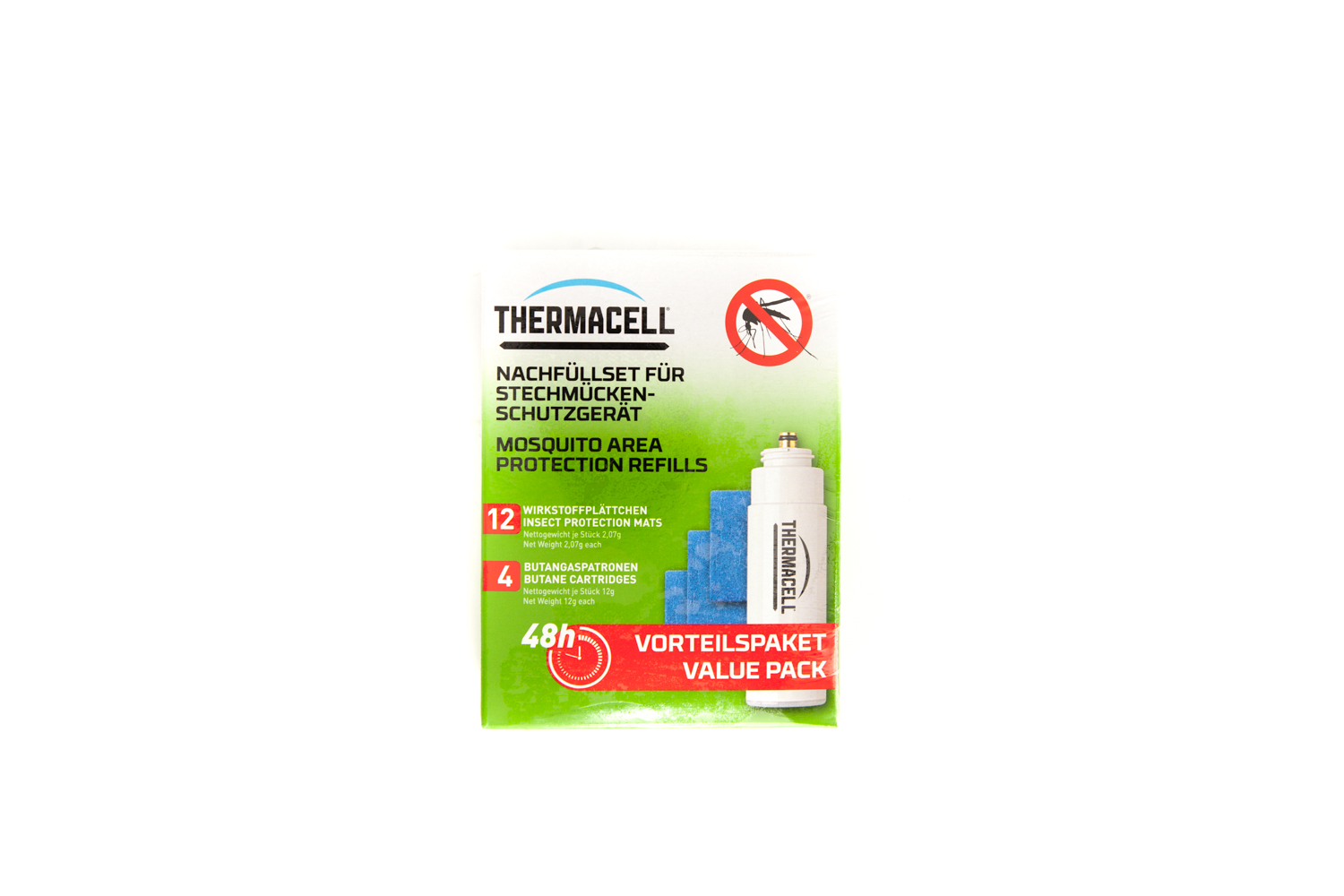 Thermacell R-4 Nachfüllpackung