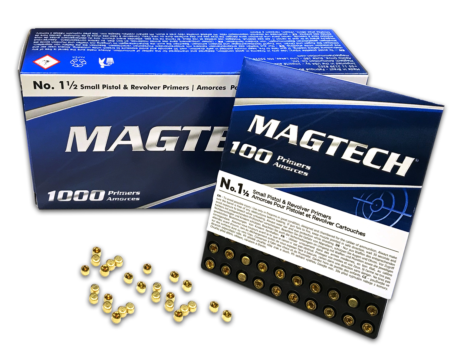 Magtech Primer 1 1/2 Small Pis