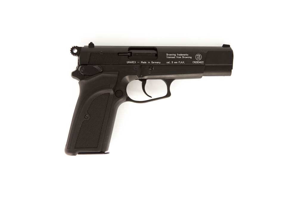 Browning GPDA 9mm PAK Brownin
