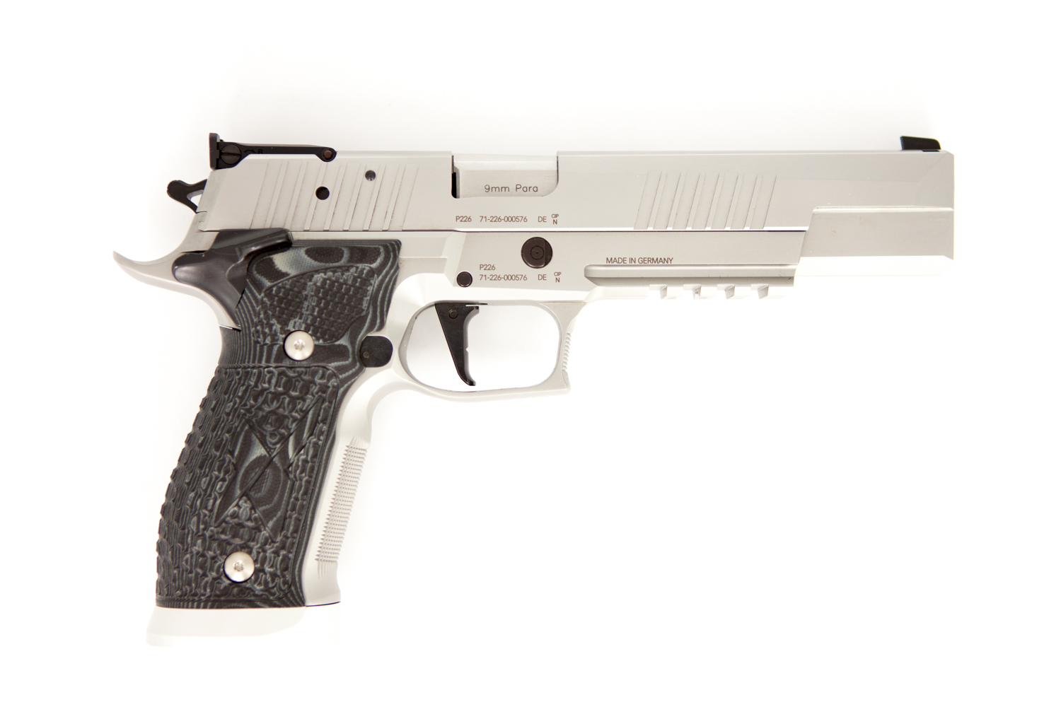SIG Sauer X-Six Supermatch 9mm