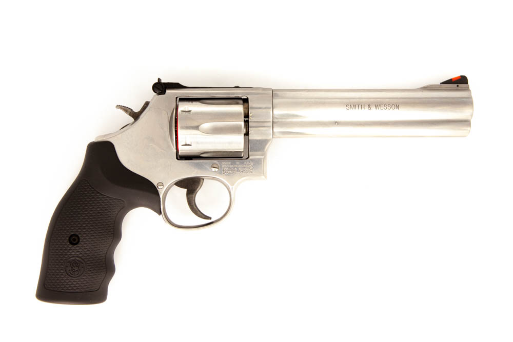 S&W 686 STS 6""
