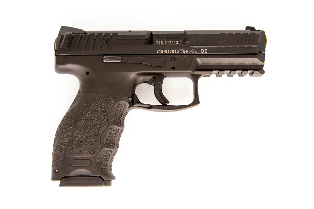 H&K SFP9SF Black 9mm Para/Luge