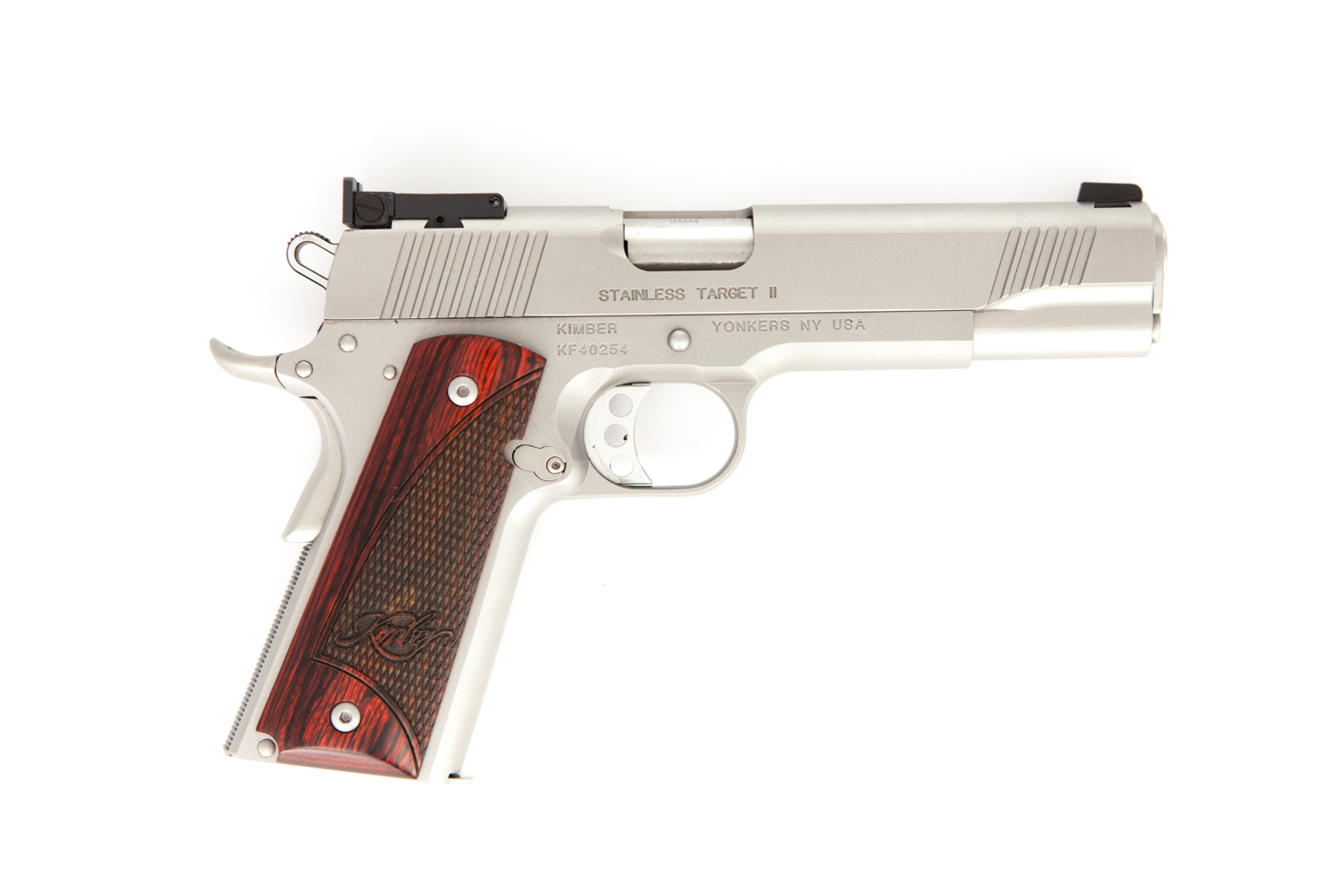 Kimber Stainless Target II 9mm