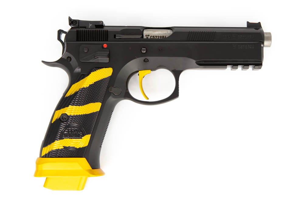 CZ 75 SP-01 Shadow ProTun. Gol