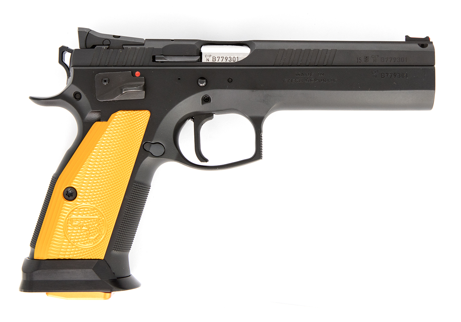 CZ 75 Taipan Orange 9mm Luger