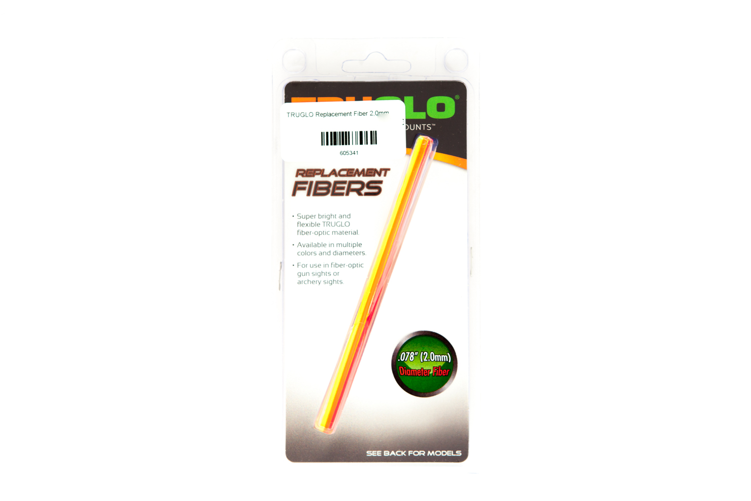 TRUGLO Replacement Fiber 2,0mm