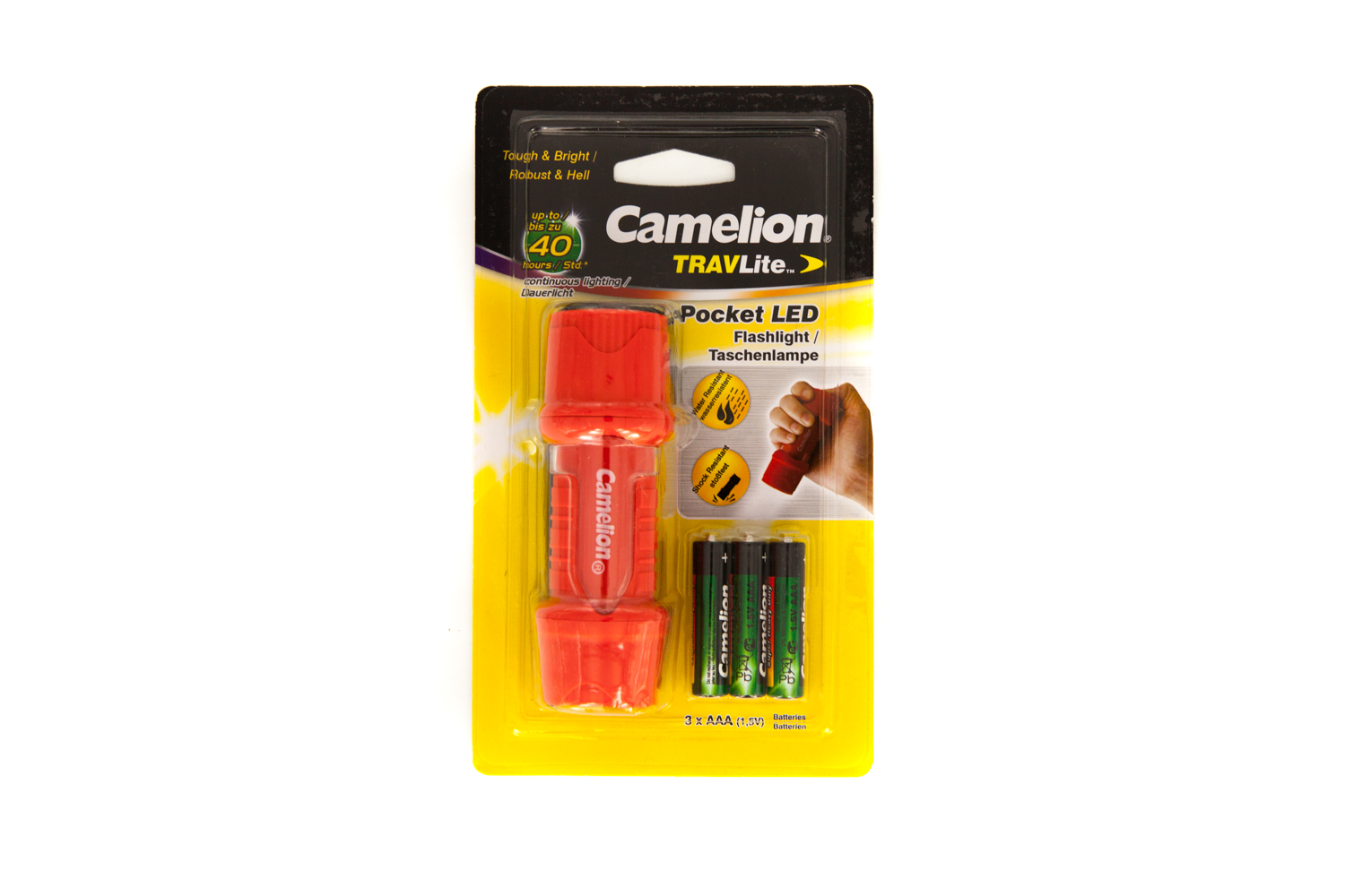 Camelion TRAVLite 1 LED