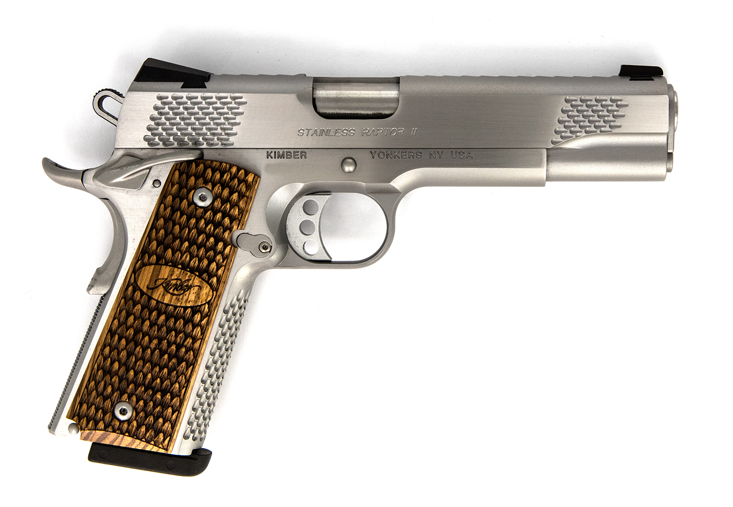 Kimber Stainless Raptor II 9mm