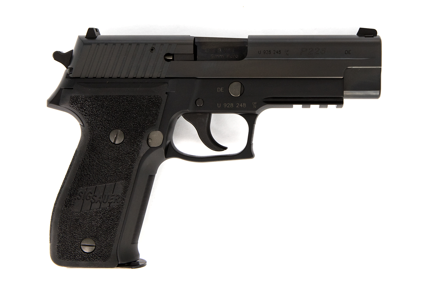 SIG Sauer P226 AL SO BT 9mm Pa