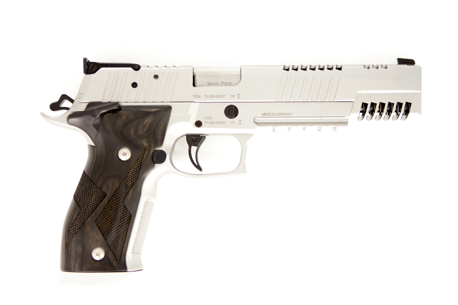 SIG Sauer X-Six Skeleton 9mm P