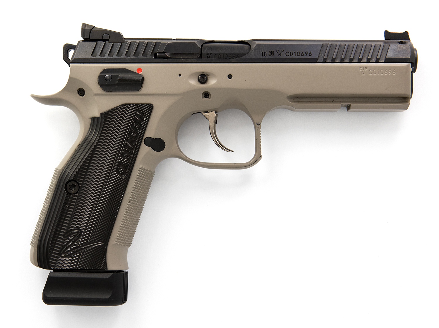 CZ Shadow 2 URBAN GREY 9mm Par