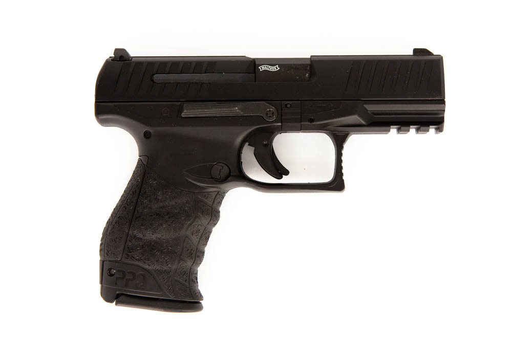 Walther PPQ M2 Black 9mm P.A.K