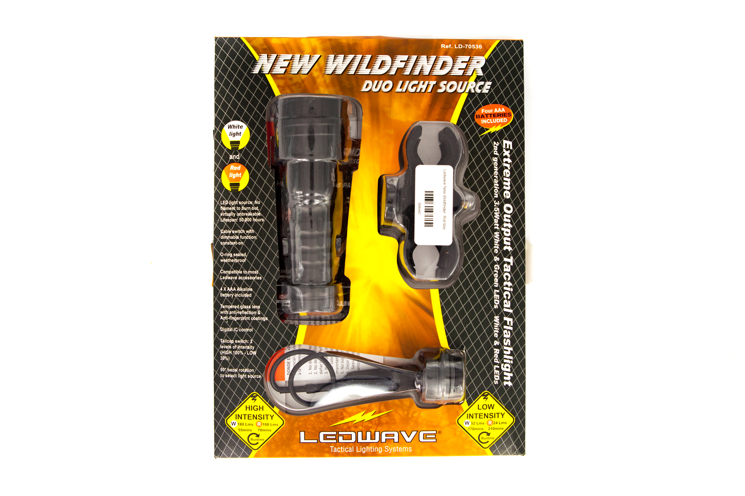 Ledwave New Wildfinder