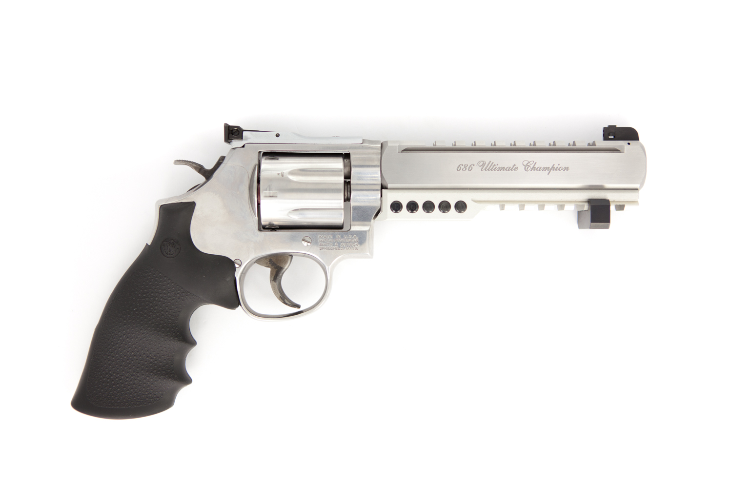 S&W 686 Ultimate Champion .357
