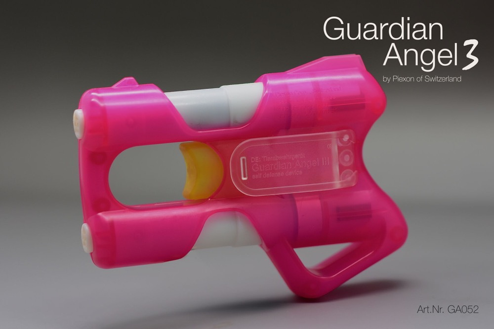 Piexon Guardian Angel III Red