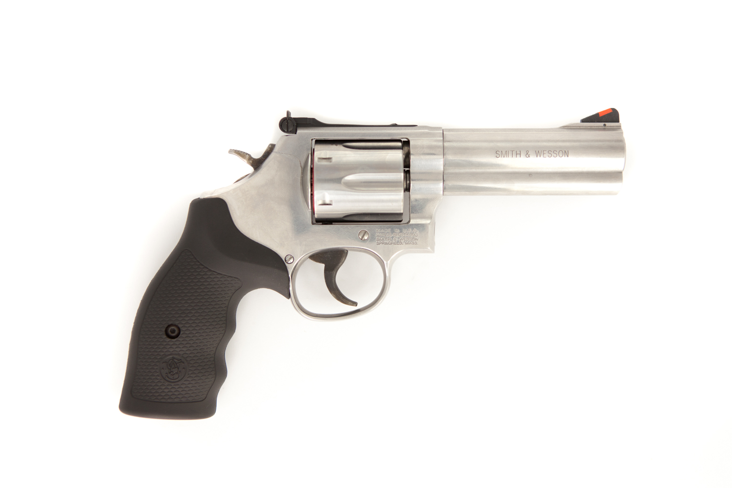 "S&W 686 STS 4"" .357Mag Revolve"