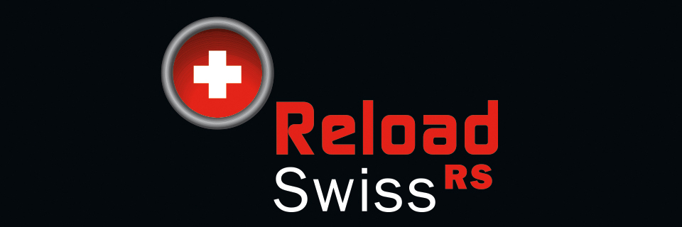 Reload Swiss RS40 10kg Drum