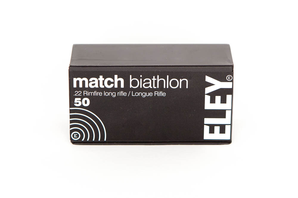 Eley Match Biathlon .22 lr
