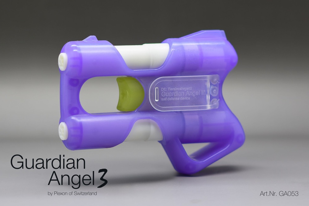 Piexon Guardian Angel III Purp
