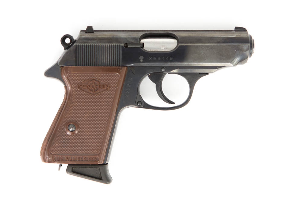 Walther PPK 7,65Browning/ .32A