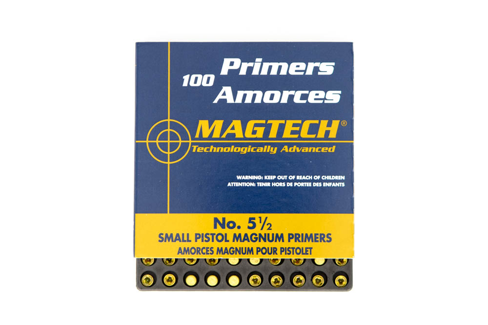 Magtech. Primer 5 1/2 Small PM