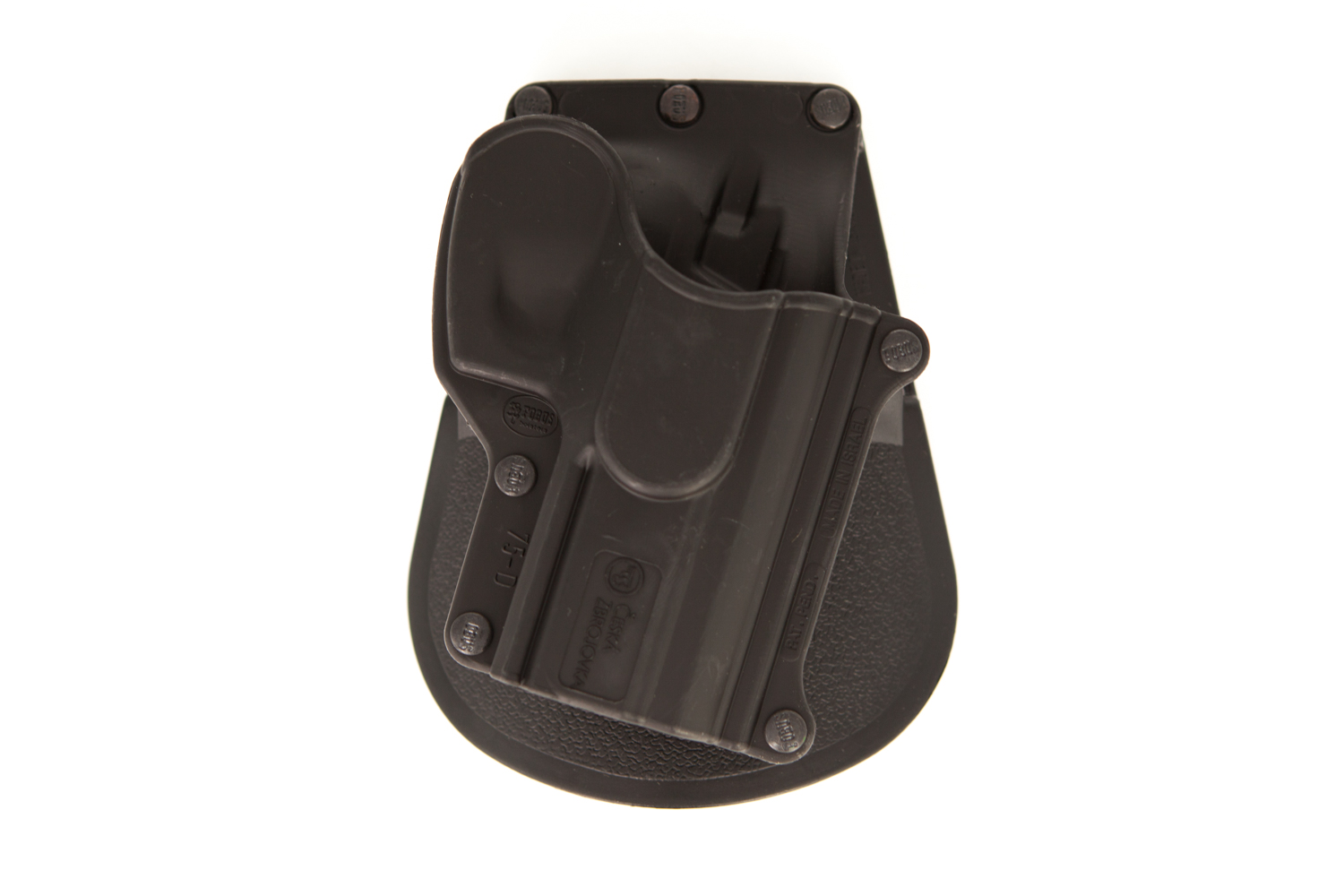 Fobus Paddle Holster CZ