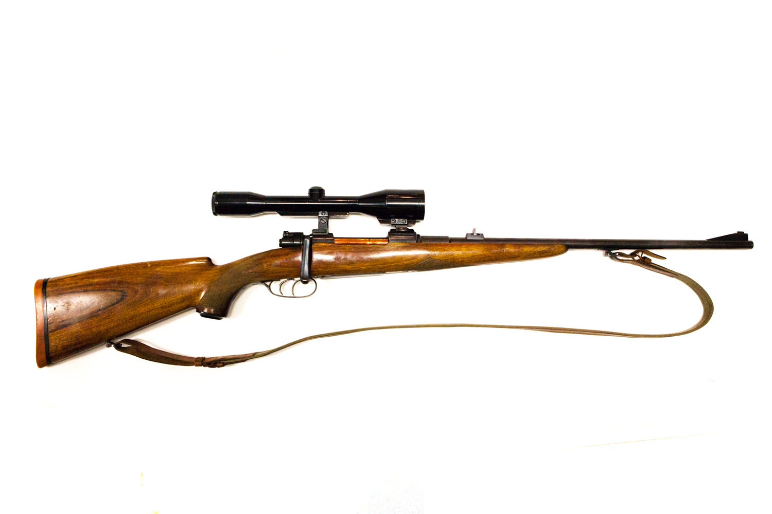 Mauser M98 8x57IS Repetierbüch