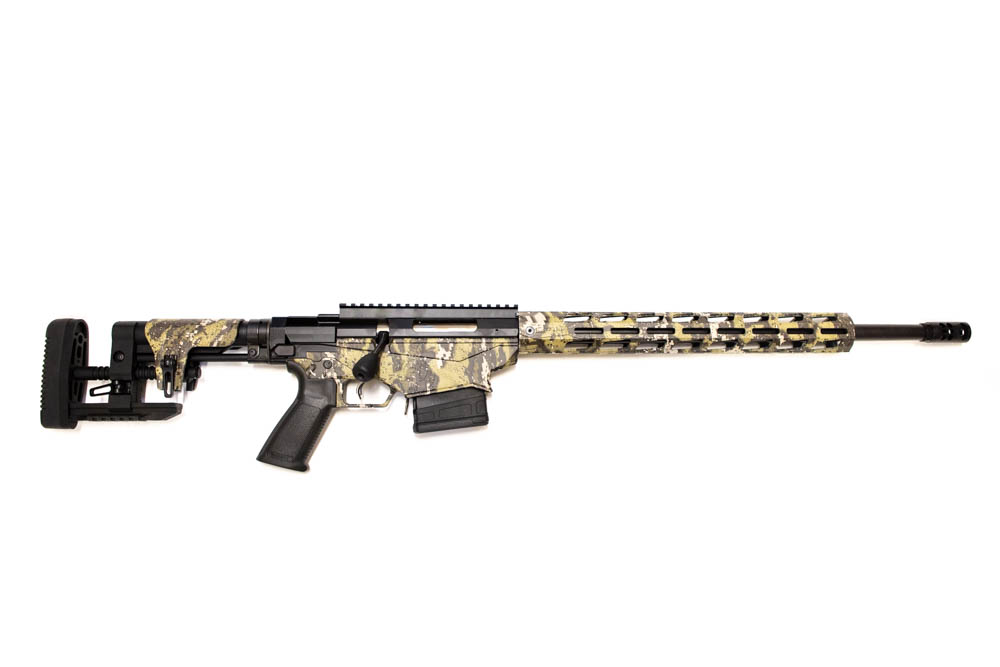 "Ruger Precision Rifle 20"" Camo"