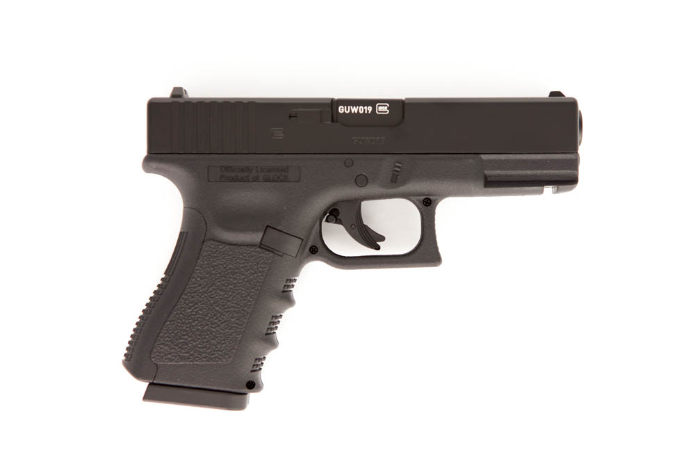 Umarex Glock 19 CO2 4,5mm BB 1