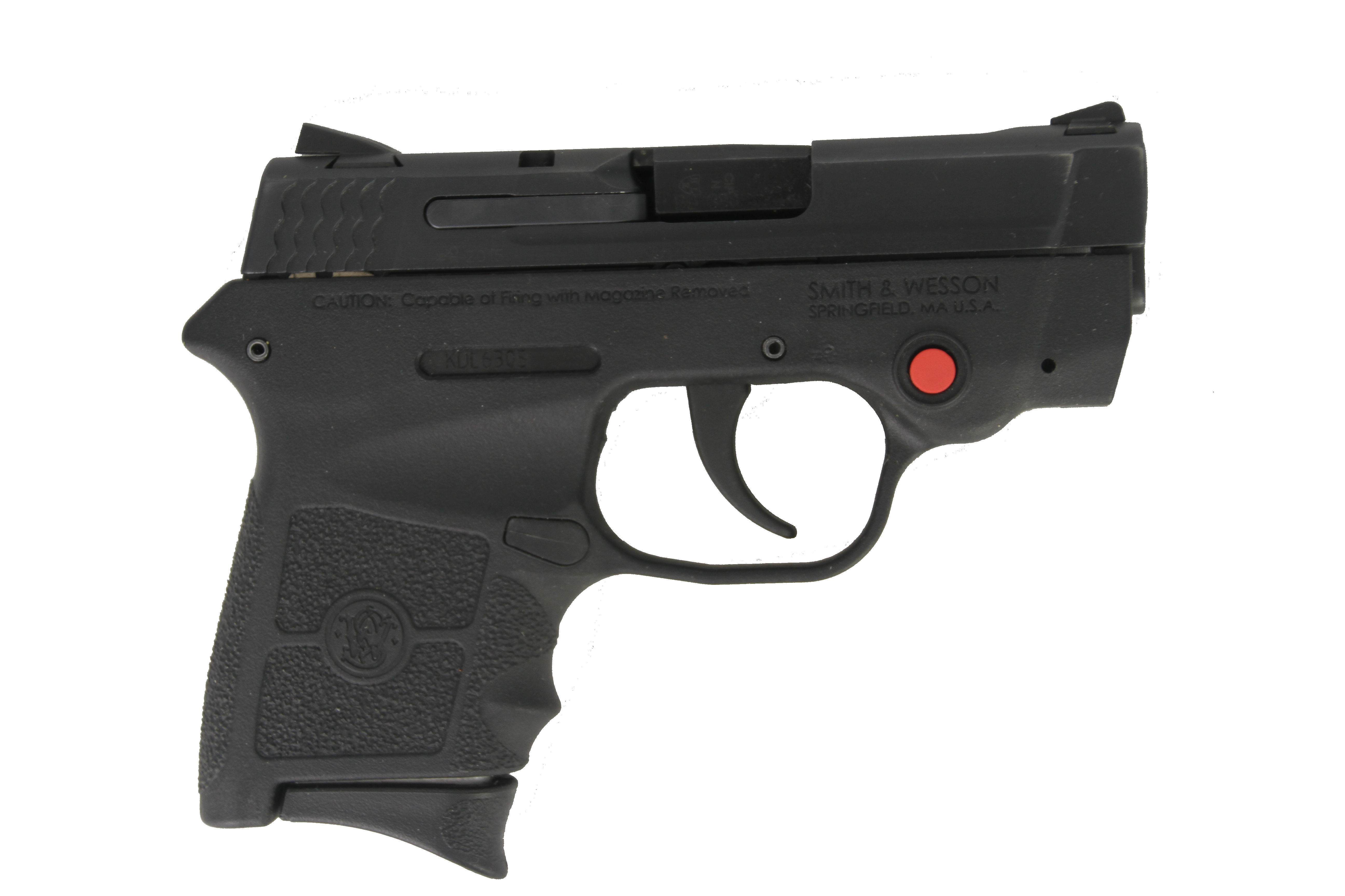S&W M&P Bodyguard 380 9mm Brow