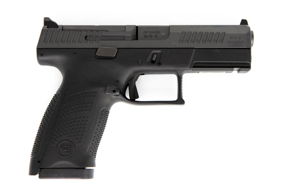 CZ P-10 C Optic Ready 9mm Para