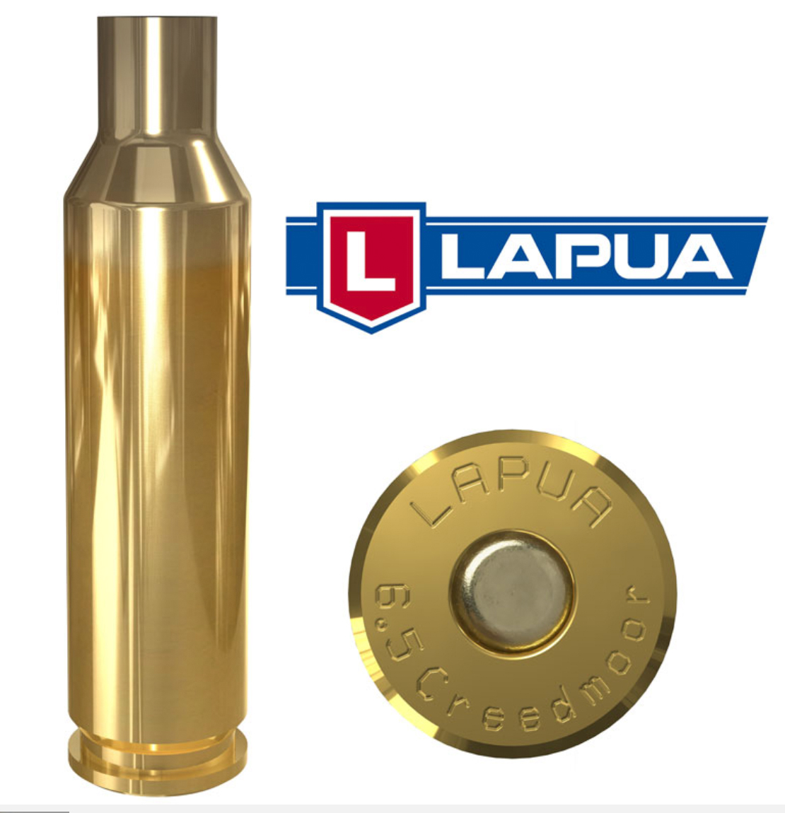 Lapua Hülse 6,5 Greedmoore